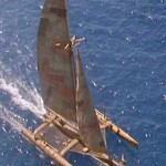 Trimaran from Waterworld