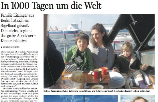 Artikel der Berliner Morgenpost als PDF